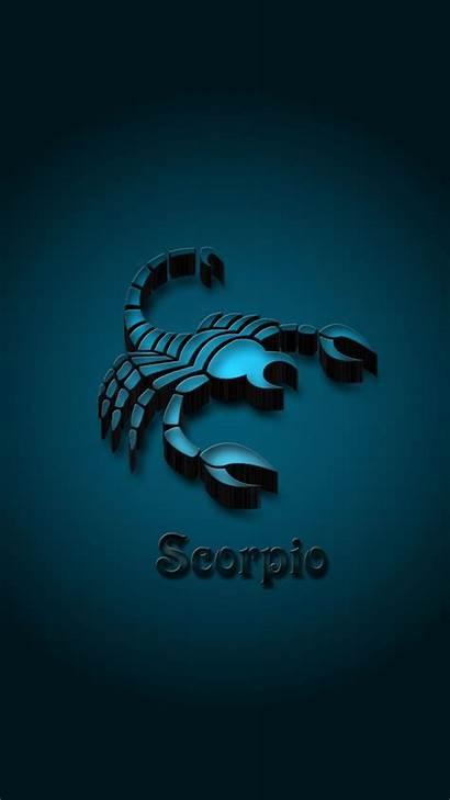 Scorpio Wallpapers Iphone Zodiac Aries Capricorn Sign