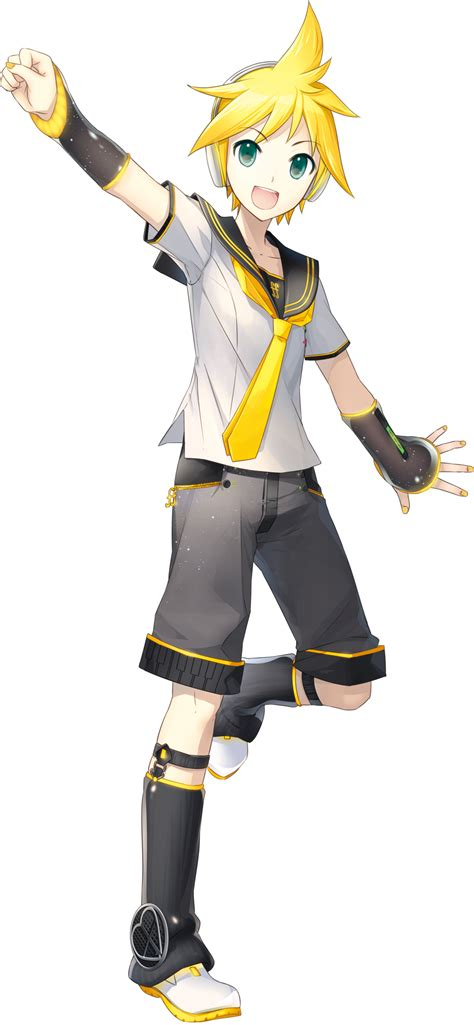Image  Lenv4xpng  Vocaloid Wiki  Fandom Powered By Wikia