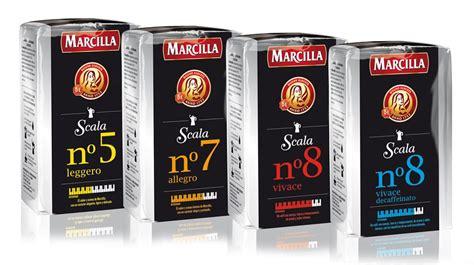Marcilla renueva la marca de café molido y presenta Marcilla Scala   Capsulandia, café de