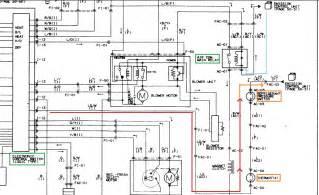 Wiring Diagram Ac Compressor by A C Compressor Safety Rx7club