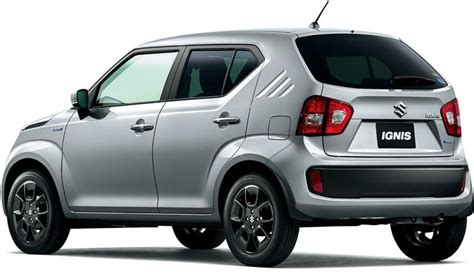 Suzuki Ignis Hd Picture by New Suzuki Ignis Photo Image Picture