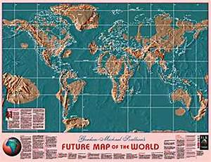 Future for NASA World Map - Pics about space