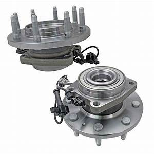 2 Front Wheel Hub Bearing For 4wd 11