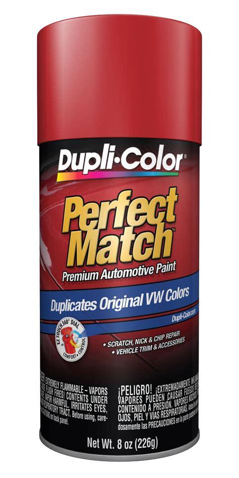 volkswagen audi tornado red auto spray paint ly3d