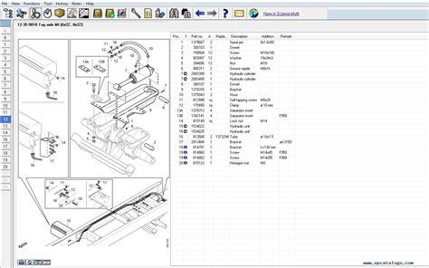 scania 4 series wiring diagram 30 wiring diagram images