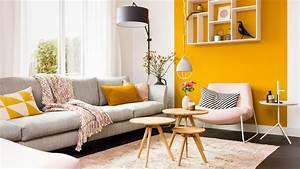 Décoration Salon Jaune Moutarde : deco par couleur shake my blog ~ Melissatoandfro.com Idées de Décoration