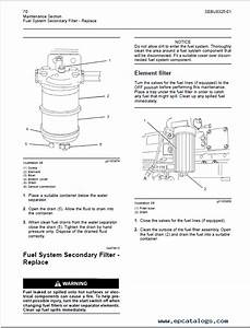 Download Perkins 1104d Mech Engine Operation Maintenance