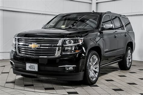 2015 Used Chevrolet Tahoe Ltz At Country Diesels Serving