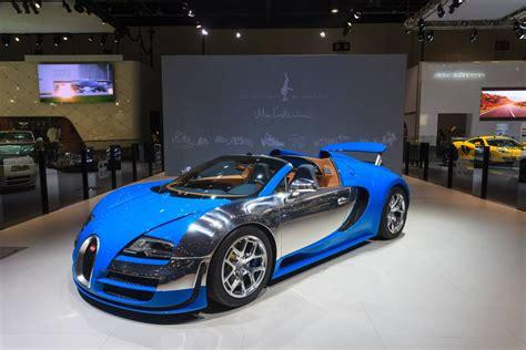 De 6 Dikste Auto's Van De Dubai Motor Show