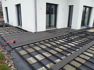 Graue Wpc Dielen : bildergebnis f r wpc terrasse pflaster bergang garten pinterest pflaster terrasse und ~ Markanthonyermac.com Haus und Dekorationen