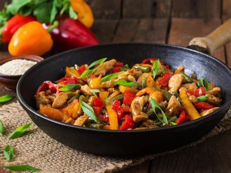 cuisine chinoise au wok recettes cuisine asiatique au wok