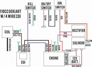 Taotao 110cc Atv Wiring Diagram
