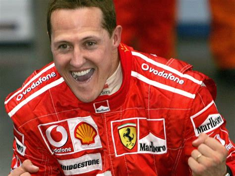 Michael Schumacher by Michael Schumacher Hospit Hd Wallpaper Background Images