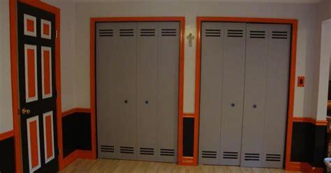 quot locker quot closet doors they re really just plain bi