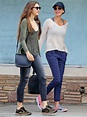Teri Hatcher and daughter Emerson Tenney lunch together in ...