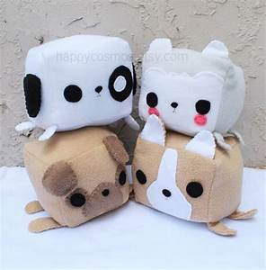 Dog Animal Plush - Kawaii Plushie , Cute Stuffed Animal ...