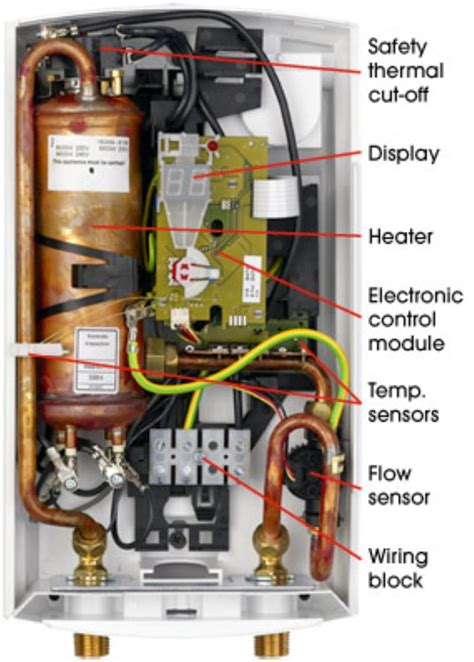 dhc e 10 stiebel eltron tankless electric water heater