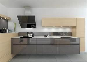 eclairage pour cuisine moderne une cuisine moderne With carrelage adhesif salle de bain avec ampoule g4 led blanc froid
