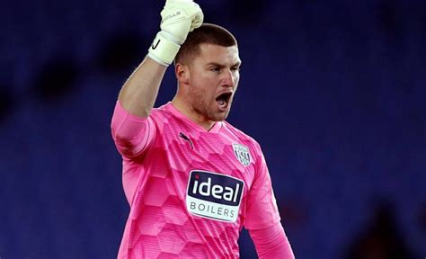 West Brom keeper Johnstone demands BAN for Man Utd ace ...