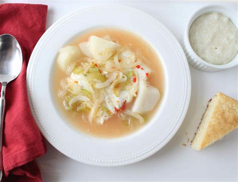 fish boil bahamian boiled recipes bahamas fishing recipe eat side