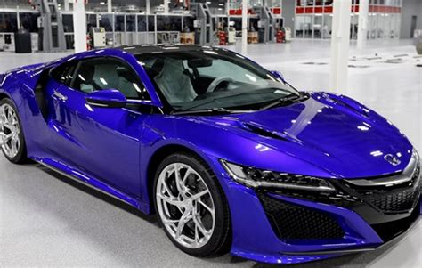 acura building new nsx in high tech ohio factory thrive