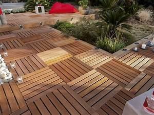 Lame De Bois Pour Terrasse : terrasse en bois 3 conseils pour faire le bon choix ~ Premium-room.com Idées de Décoration