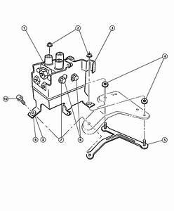 Dodge Ram 2500 Hydraulic Control Unit  Anti