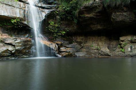 minnehaha falls katoomba blue mountains nsw pioneer walks