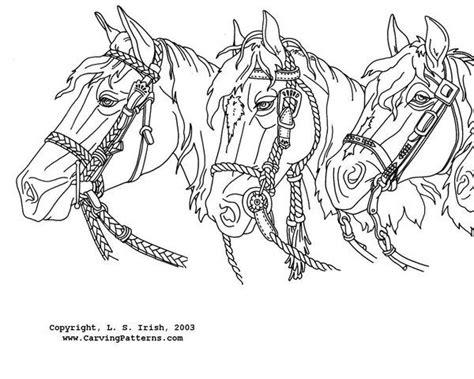 western horses mantel pattern package world  patterns
