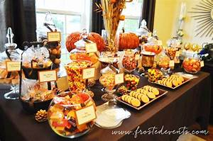 Buffet Halloween : self control social psyq ~ Dode.kayakingforconservation.com Idées de Décoration
