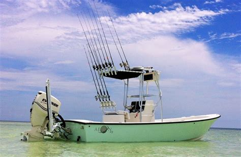 fishing boat marathon charter bay florida boats keys flats types offshore aeon winter charters everglades anglers rates reef max angling