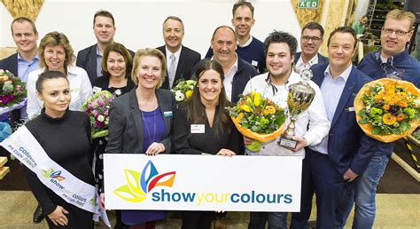 show your colors show your colours award ipm 2017 voor mentha requienii