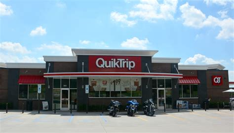 quiktrip   gas stations  george liles