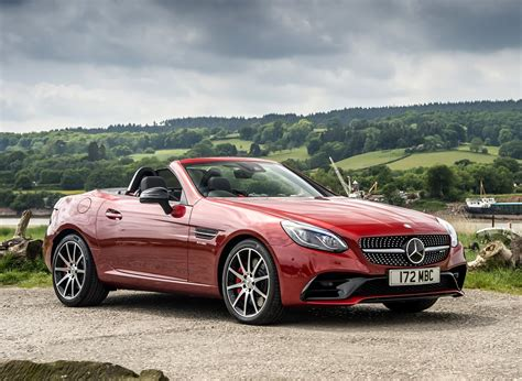 Review Mercedes Slc Class by Used Mercedes Slc Class Amg 2016 2018 Review