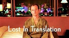 Lost in Translation | Movie fanart | fanart.tv