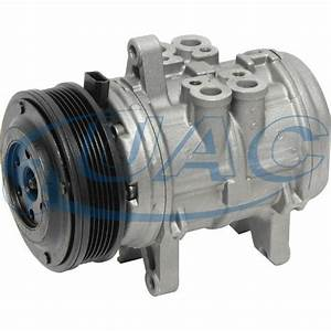 Remanufactured 6p148a Ac Compressor Ford Mustang 1982
