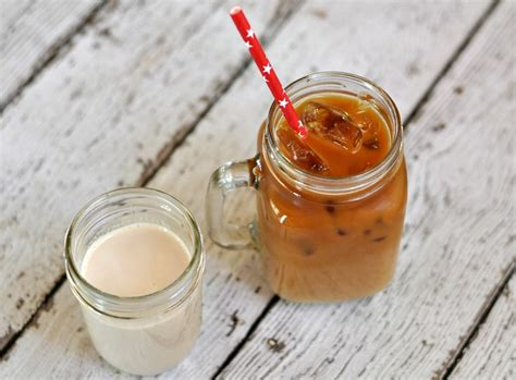 Stir gently to make sure all grounds are wet and cover container with plastic wrap. Make Healthy Starbucks Vanilla Sweet Cream Cold Brew ...