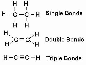 What are the types of the covalent bond ? | Science online