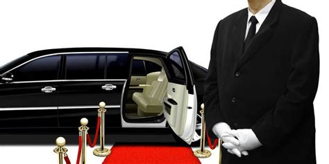Limousine Driver by Being Courteous To Your Limo Driver A Touch Of Class