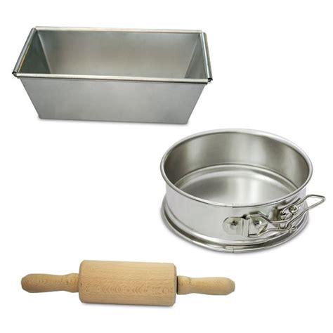 materiel cuisine patisserie kit petit patissier tartes et gâteaux ustensiles de