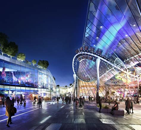 Europa City by Squint Opera - Architizer