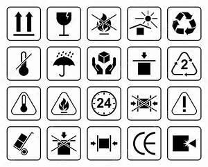 Set Of Packaging Symbols. — Stock Vector © gt29 #116400788