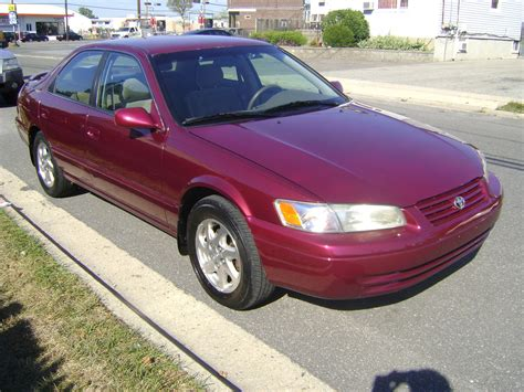 1998 Toyota Camry V6 Related Infomation,specifications