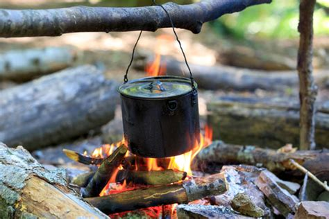 cook  camping