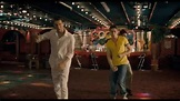 Awkward Dance Scene from The Inbetweeners Movie on Make a GIF