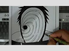 How to Draw Tobi from Naruto Shippuuden YouTube
