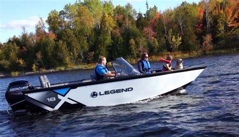 Legend Boat Windshields by 2016 X18 Legend Boats