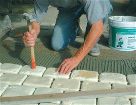 peut on coller du carrelage avec du ciment dallages ext 233 rieurs le collage d 233 pend de la qualit 233 du support