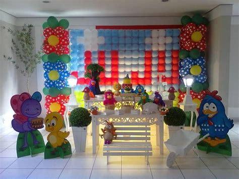 Festa galinha pintadinha (con imágenes) Fiesta