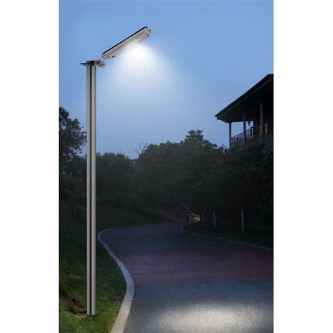 outdoor led flood eclairage solaire exterieur intelligent panneau 8w intgr